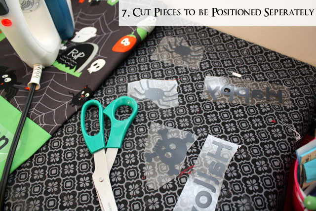 How to Use Iron-on Vinyl to make custom clothes and other fabric projects - Rae Gun Ramblings #diy #cricut #craft