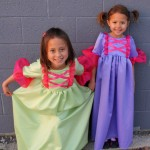 How to make a corset bodice on a girl's princess dress at Rae Gun Ramblings