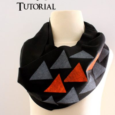 Dragon Army 20 Minute Infinity Scarf Tutorial and Ender's Game Movie Review