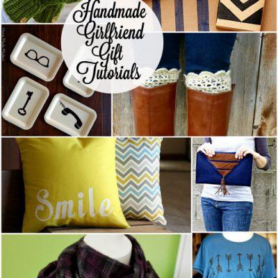 Block Party: Handmade Girlfriend Gift Ideas Features