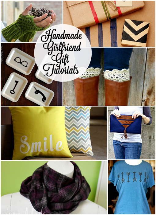 12 Handmade Gifts for Girlfriends | Block Party #10