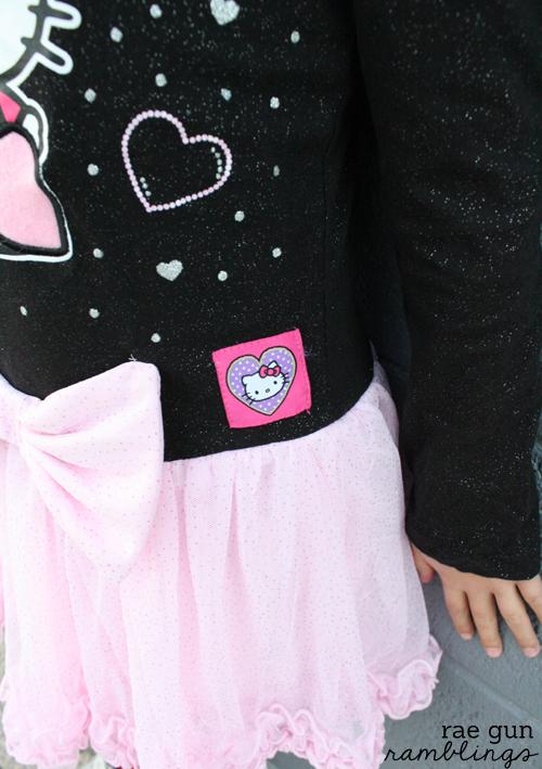 KuKee Hello Kitty Clothes