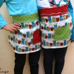 10 minute apron tutorial with free pattern s
