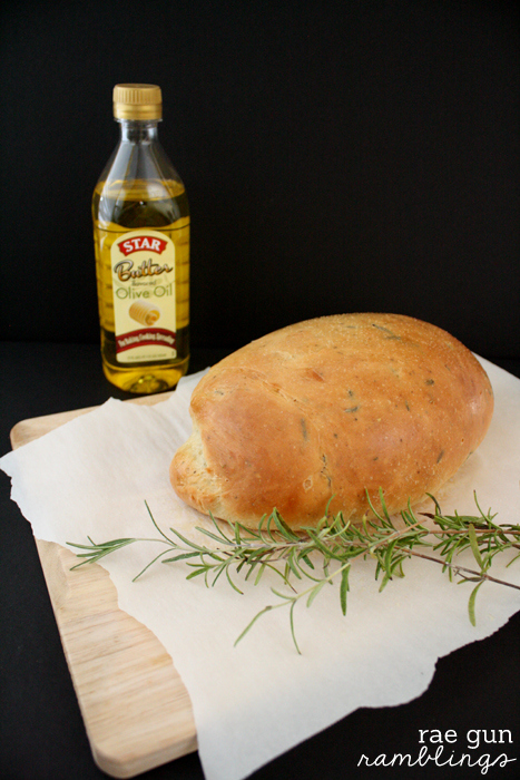 Macaroni Grill Copy Cat Bread Recipe Ingredients - Rae Gun Ramblings #STAROliveOil #shop #cbias