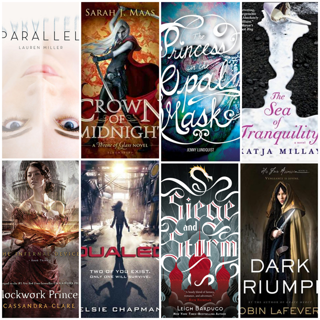 Best YA books of 2013 plus many honorable mentions to add to your reading list - Rae Gun Ramblings