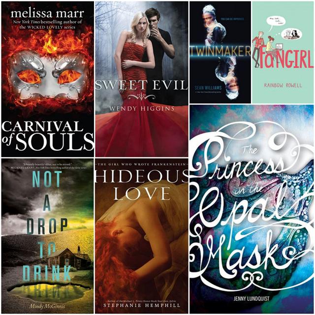 Great YA books to add to your reading list - Rae Gun Ramblings