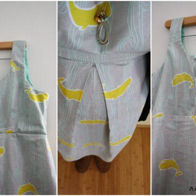 Sew Our Stash: Single Pleat Maternity Dresses