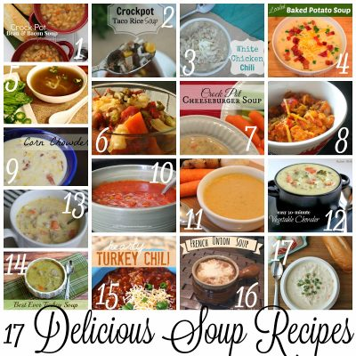 Block Party: 17 Delicious Soup Recipes Features