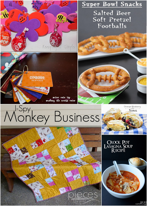Great DIY projects and recipes