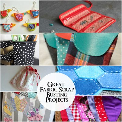 Block Party: Fabric Scrap Projects Features