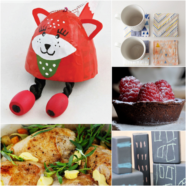 Fabulous recipes and project perfect for Winter. Handmade Winter