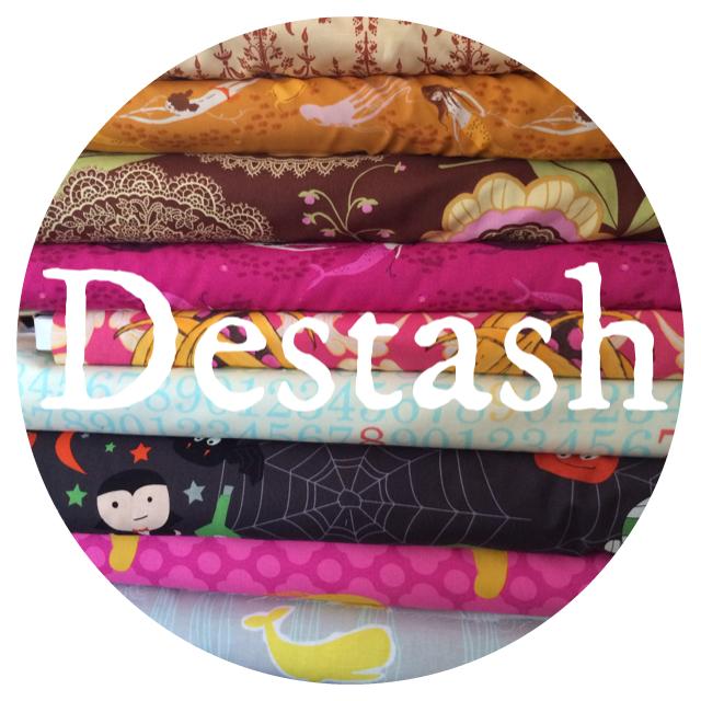 Fabric Destash at @raegunshop on Instagram - Rae Gun Ramblings