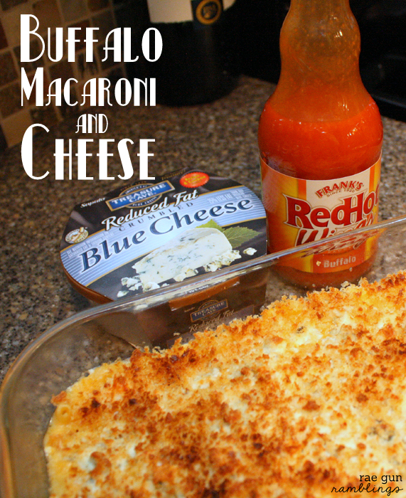 Quick And Easy Buffalo Macaroni And Cheese Recipe From Rae