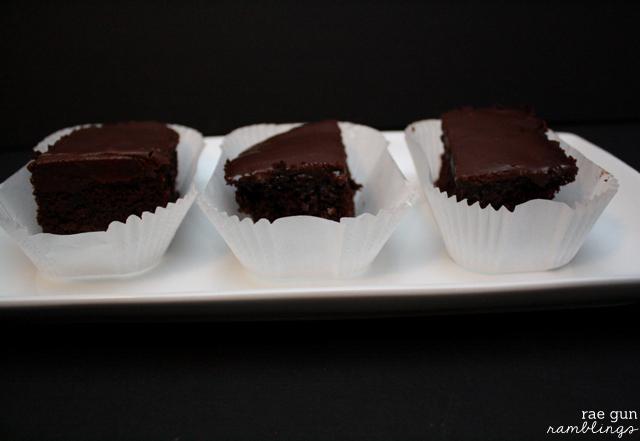 Perfect chocolate cake recipe at Rae Gun Ramblings