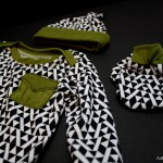 Darling boy friends baby clothes and faux pocket tutorial at Rae Gun Ramblings