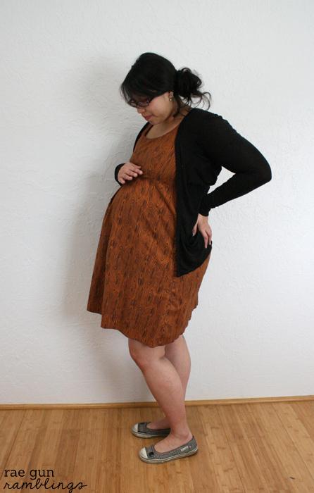DIY maternity style - Rae GUn Ramblings