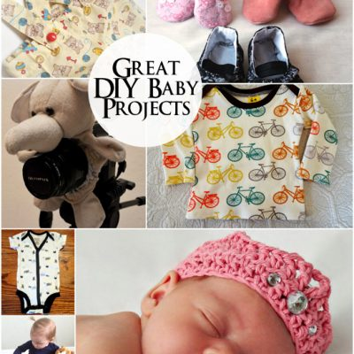 Block Party: DIY Baby Projects Features