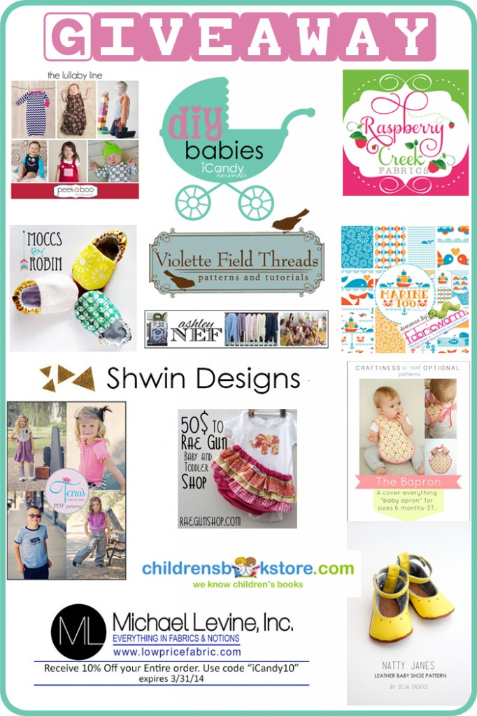 DIY Babies Giveaway Graphic