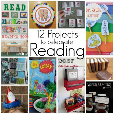 Block Party: DIY Reading Project Features