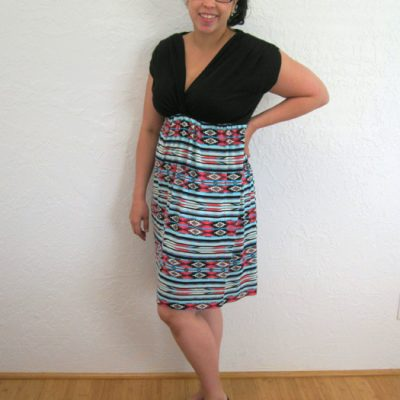 Sew Our Stash: Help Me Finish This Dress Edition