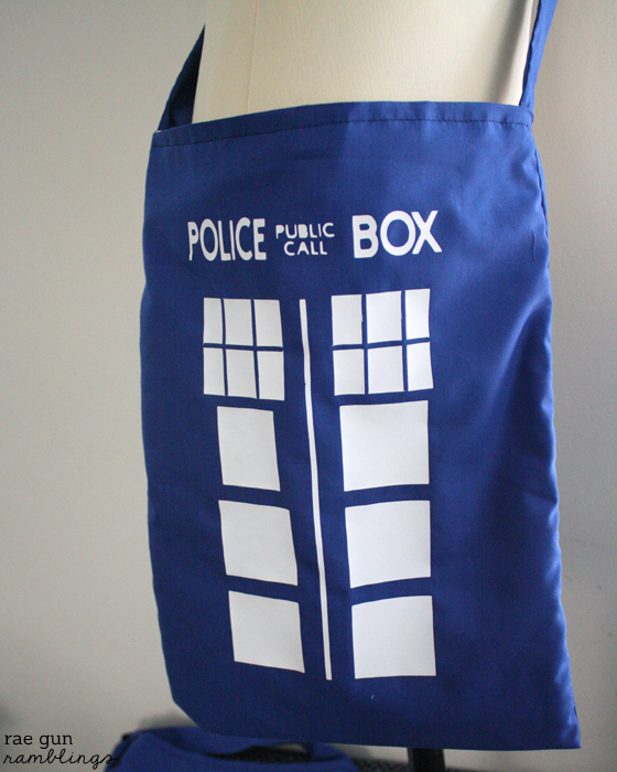 Dr Who Bag-006s