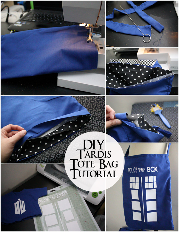 Dr Who Bag-009s
