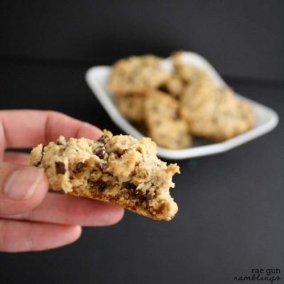 Dairy Free Lactation Cookies Recipe AKA My Favorite Chocolate Chip Cookie Recipe