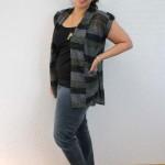 Ojai Wrap Pattern review - Rae Gun Ramblings