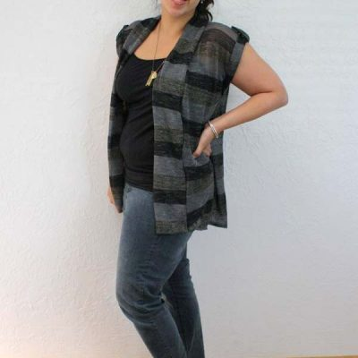 Ojai Wrap Pattern Review and Giveaway