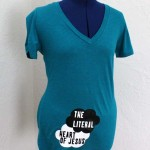 How to make your own sassy The Fault In Our Stars Shirt (or book bag) - Rae Gun Ramblings