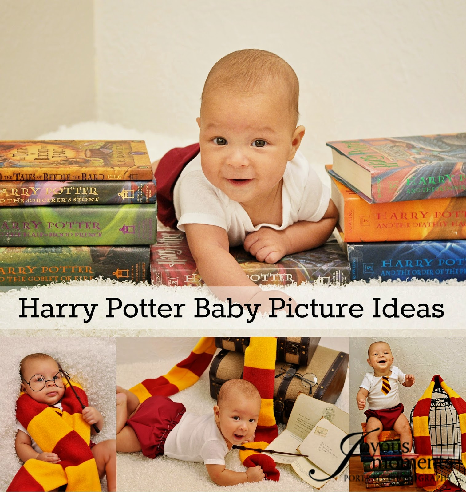 Harry Potter Baby Pictures