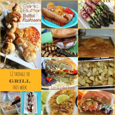Block Party: Grilling Recipes Features