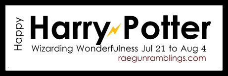 Two weeks of awesome Harry Potter DIYs, recipes, book reviews and giveaways - Rae Gun Ramblings