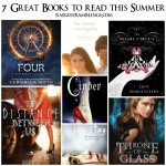Great Summer reading list. Good variety and perfect books for vacation - Rae Gun Ramblings