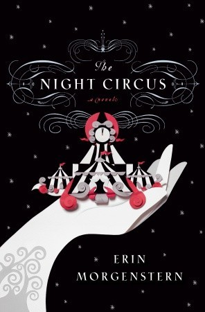 the night circus. highly recommended book - Rae Gun Ramblings