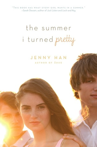 the summer i turned pretty cute book perfect for vacation - Rae Gun Ramblings