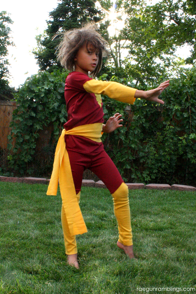 Handmade Dark Phoenix costume with full tutorial - Rae Gun Ramblings