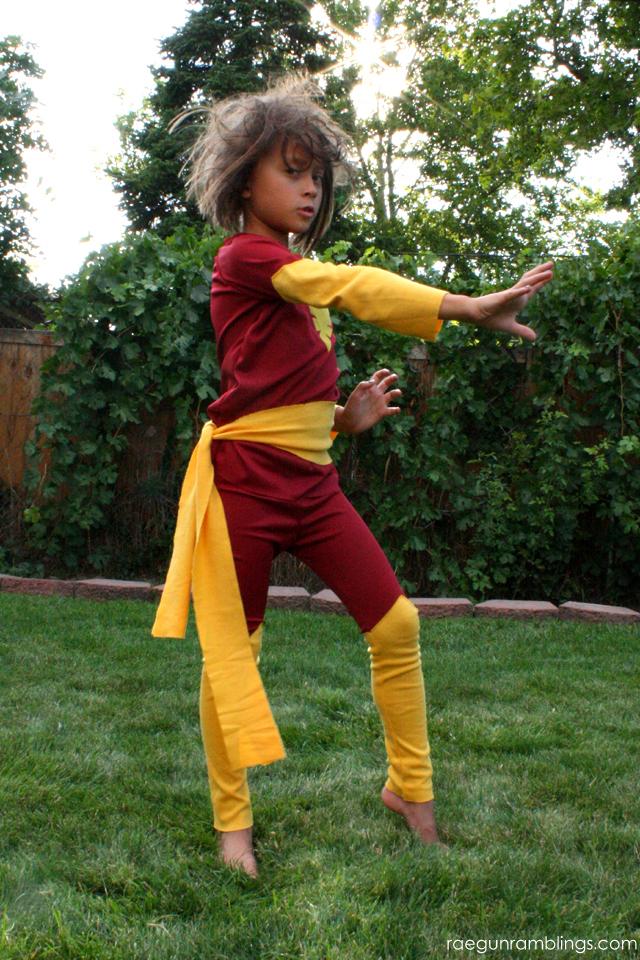 Handmade Dark Phoenix costume with full tutorial - Rae Gun Ramblings