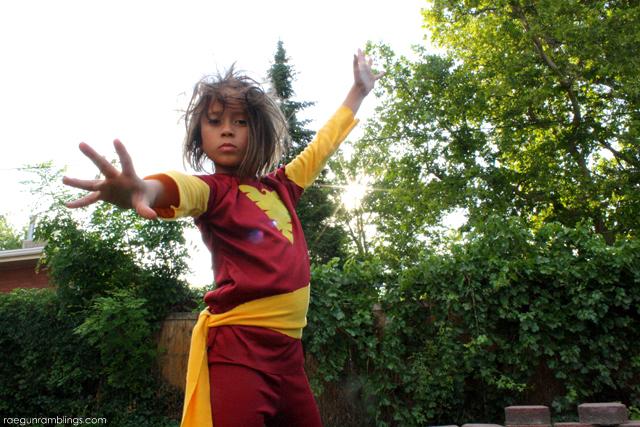 How to make your own Dark Phoenix costume. Perfect for cosplay - RaeGun Ramblings
