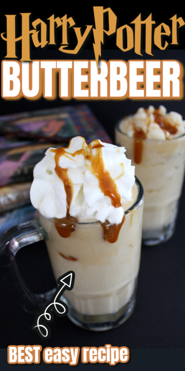 How to make Harry Potter's famous Frozen Butterbeer recipe. Great non-alcoholic drink recipe. via @raegun