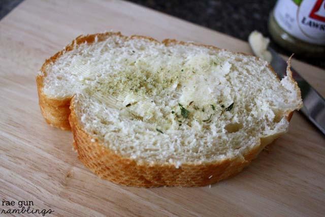 Spinach Mushroom Toast s
