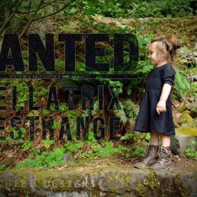 Bellatrix Lestrange Dress