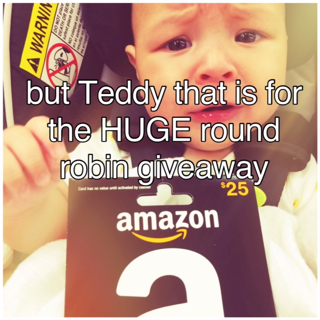 Amazon Instagram Giveaway @raegunramblings