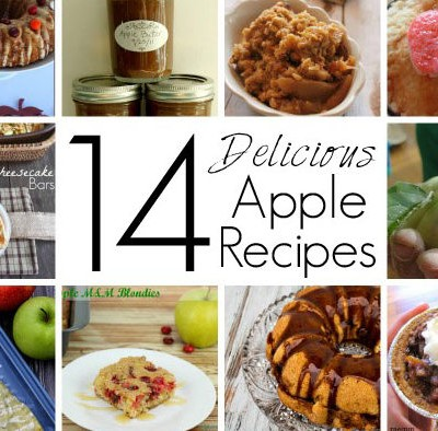 Block Party: Apple Recipes Round Up