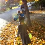 DIY Totoro Halloween Costume Tutorial - Rae Gun Ramblings