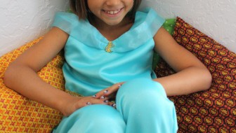 Princess Jasmine Costume Tutorial - Rae Gun Ramblings