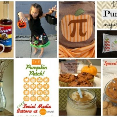 Block Party: Pumpkin Recipes and Crafts Features