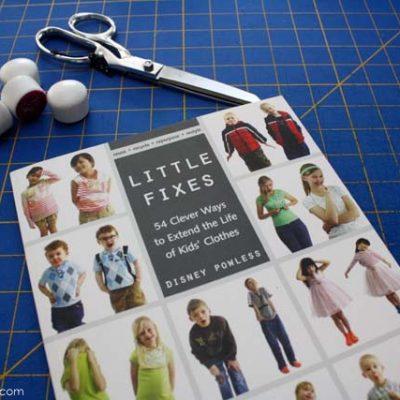 Craft Book Month: Little Fixes Book Review