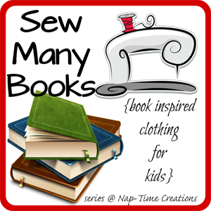 sew many books logo