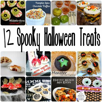 Block Party: Spooky Halloween Treats Features